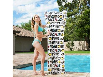 Nafukovací matrace Summer Quotes 183 x 69 cm BESTWAY