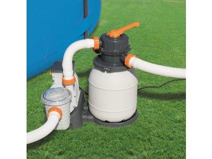 Písková filtrační pumpa do bazénu 5300 l/hr BESTWAY