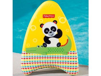 Plavecká deska Fisher-Price® 32 x 42 x 3 cm BESTWAY
