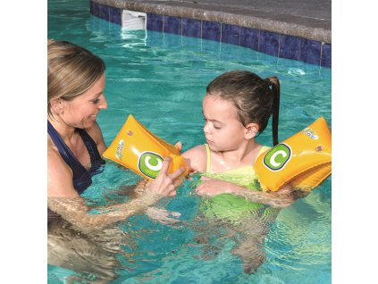 Nafukovací rukávky Swim Safe 30 x 15 cm BESTWAY