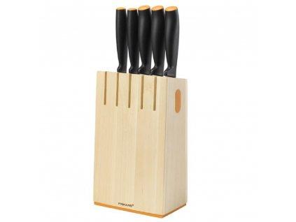 Sada nožů v bloku Functional Form 6-dílů FISKARS