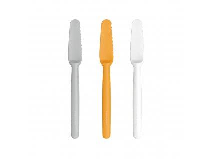 Sada 3 mazacích nožů Functional Form FISKARS