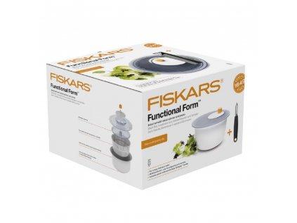 Salátová sada sušička + škrabka Functional Form FISKARS