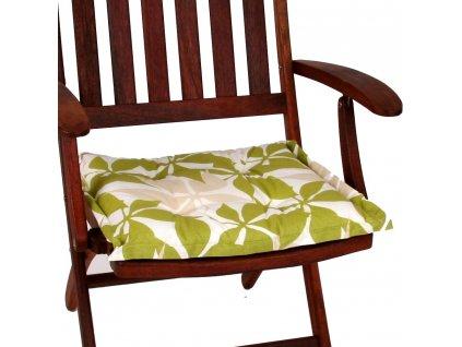 Sedák na sedadlo židle Malezja Sitz 46 x 46 x 5 cm 30244-02 PATIO