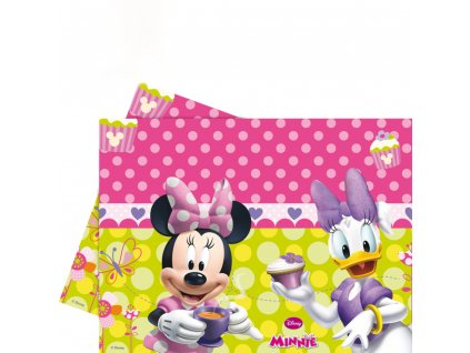 Ubrus fólie Minnie Bow-tique 120 x 180 cm DISNEY