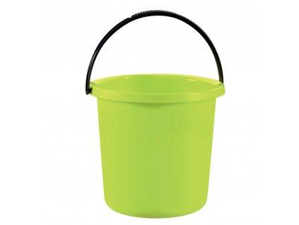 Plastový kbelík Essentials Green 10 l CURVER