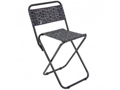 Skládací kempinková židle Polo Lux MIX BAREV PATIO