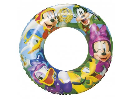 Nafukovací kruh Mickey Mouse Clubhouse ™ 56 cm BESTWAY