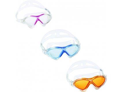 Ochranné plavecké dětské brýle Hydro Swim Stingray Hybrid MIX BAREV BESTWAY