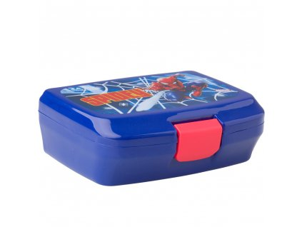 Svačinový box Spiderman Trek Spidey 17 x 12,2 cm DISNEY