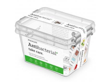 Sada 2 antibakteriálních nádobek Antibacterial* 2 l ORPLAST
