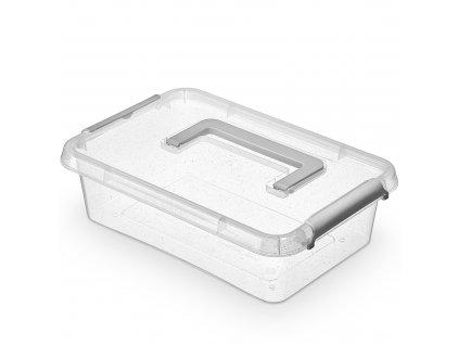 Antibakteriální nádobka s rukojetí Antibacterial*  3,1 l ORPLAST