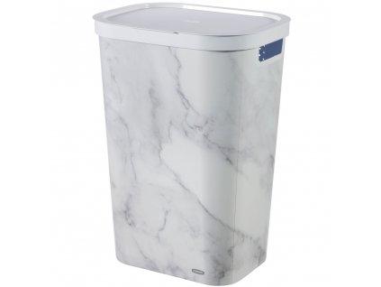 Prádelní koš Infinity Marble 60 l CURVER