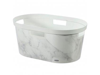 Prádelní koš Infinity Marble 40 l CURVER