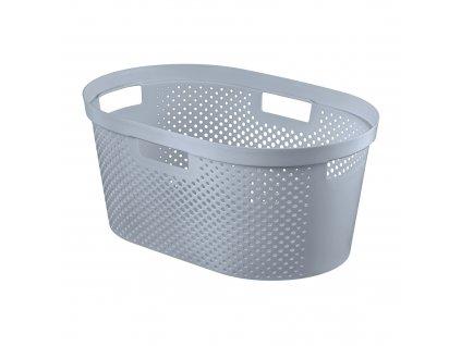 Prádelní koš Infinity Gray 39 l CURVER