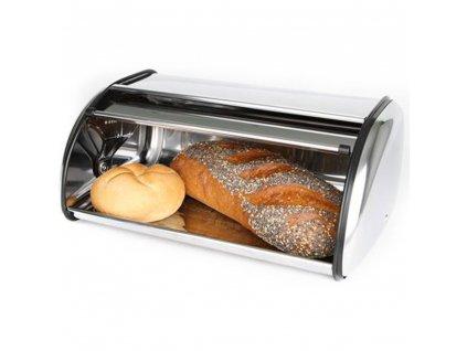 Nerezový chlebník Rufus Mini DOMOTTI