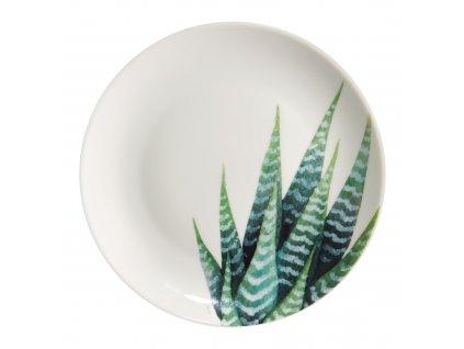 Porcelánový dezertní talíř Cactus 19 cm AMBITION