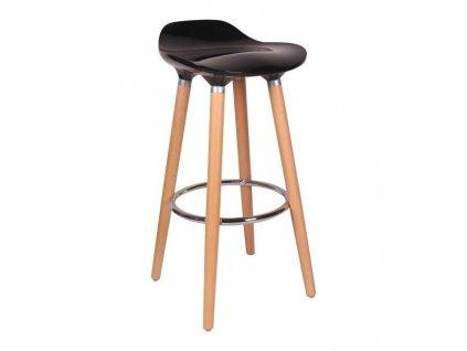 Cooke & Lewis Barová židle Shira černá