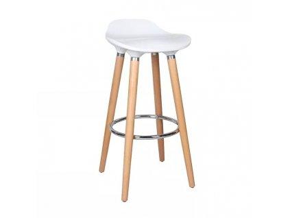 Cooke & Lewis Barová židle Shira bílá