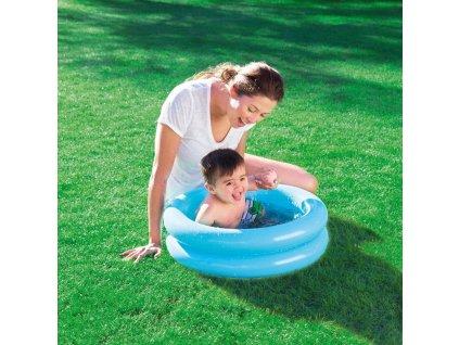 Nafukovací bazén 61 x 15 cm MIX BAREV BESTWAY