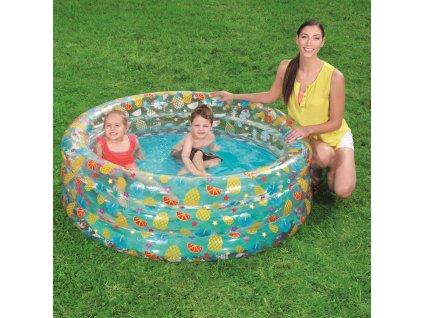 Nafukovací bazén Tropical Play 150 x 53 cm BESTWAY