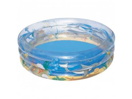 Nafukovací bazén Sea Life 201 x 53 cm BESTWAY