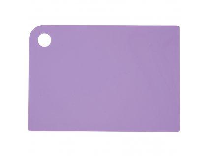 Prkénko na krájení Small Violet 24,5 x 17,3 cm