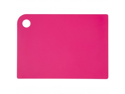 Prkénko na krájení Small Pink 24,5 x 17,3 cm