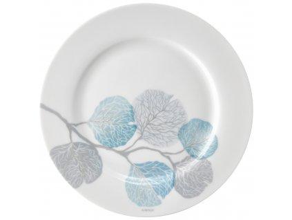 Porcelánový dezertní talíř Leaves 19 cm AMBITION