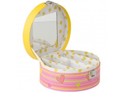 Krabička se zrcadlem Tlapková Patrola Girls 17,5 x 15,5 x 8 cm NICKELODEON