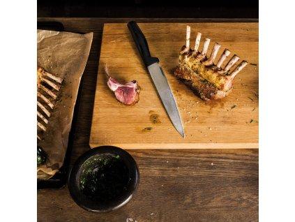Nůž na maso Hard Edge 22 cm FISKARS