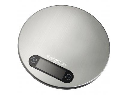 Kuchyňská váha Steel 5 kg AMBITION