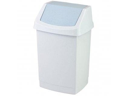 Odpadkový koš Click-it Gray-Granit 50 l CURVER