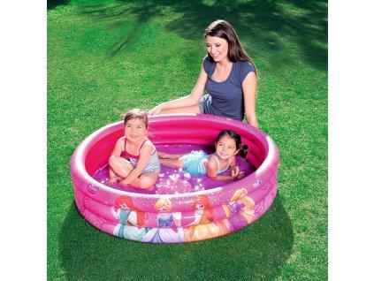 Nafukovací bazén Disney`s Princess 122 x 25 cm BESTWAY