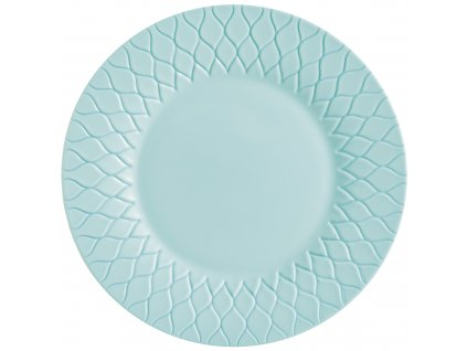 Mělký talíř Amario Turquoise 28 cm LUMINARC