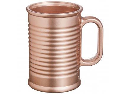 Skleněný hrnek Conserve Moi Metalic-Copper 320 ml LUMINARC