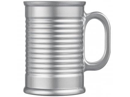 Skleněný hrnek Conserve Moi Metalic-Silver 320 ml LUMINARC