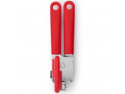 Otvírák na konzervy Tasty Colors Red BRABANTIA