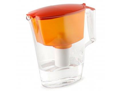 Filtrační džbánek Standart 2,5 l + oranžová vložka B15 AQUAPHOR