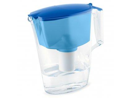 Filtrační džbánek Standart 2,5 l + modrá vložka B15 AQUAPHOR