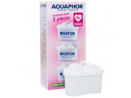 Sada 3 filtračních vložek B25 Maxfor Mg2+ AQUAPHOR