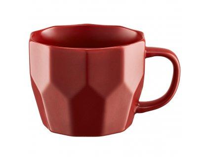 Porcelánový hrnek Diamond Red 430 ml AMBITION