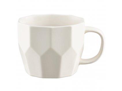 Porcelánový hrnek Diamond Cream 430 ml AMBITION