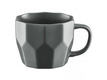 Porcelánový hrnek Diamond Gray 430 ml AMBITION
