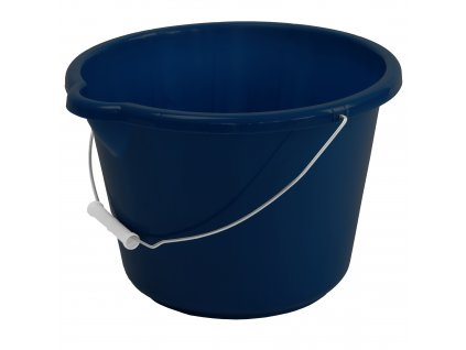 Modrý plastový kbelík Simi 12 l JOTTA