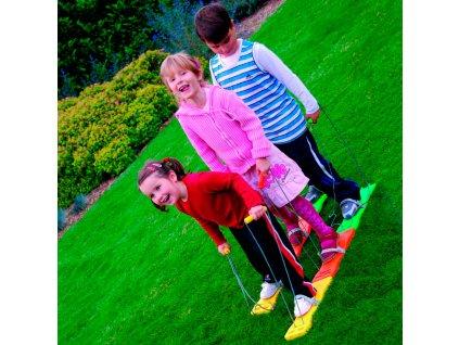 Hračka skupinové lyže 37 x 12 cm PATIO