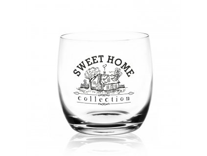 Sada 6 sklenic na whisky Sweet Home 260 ml GLASMARK