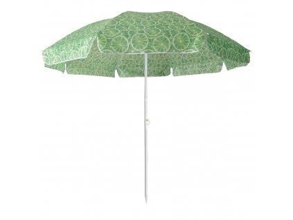 Zahradní slunečník Poly Citrus 240 cm PATIO