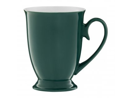 Porcelánový hrnek na stopce Aura Green 350 ml AMBITION