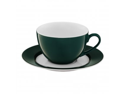 Kávový servis Aura Green 12-dílů AMBITION